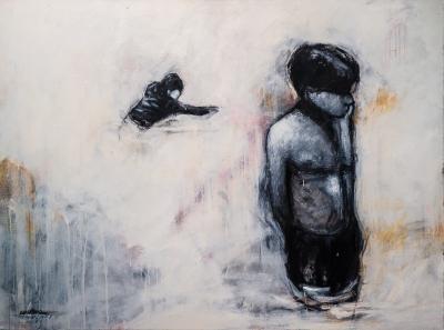 """The River"" by John Carlson"