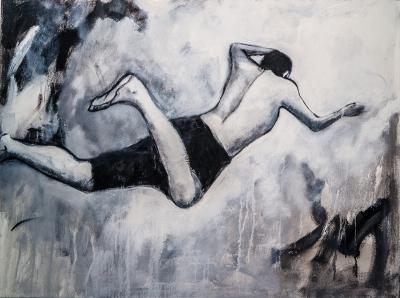 """Swimmer"" by John Carlson"