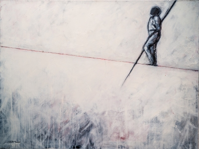 """Tightrope"" by John Carlson"