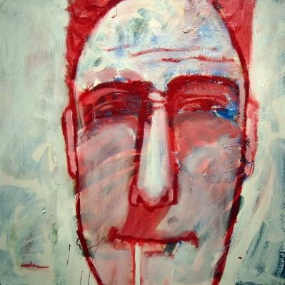 """Red"" by John Carlson"