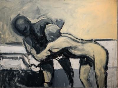 """Struggle"" by John Carlson"